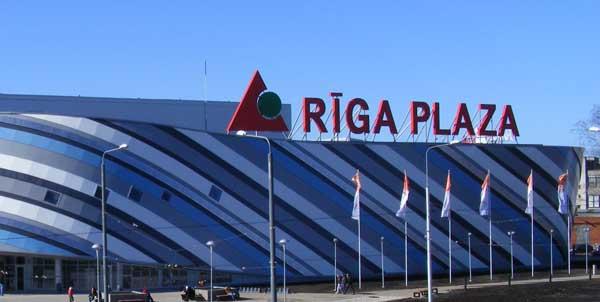 riga plaza