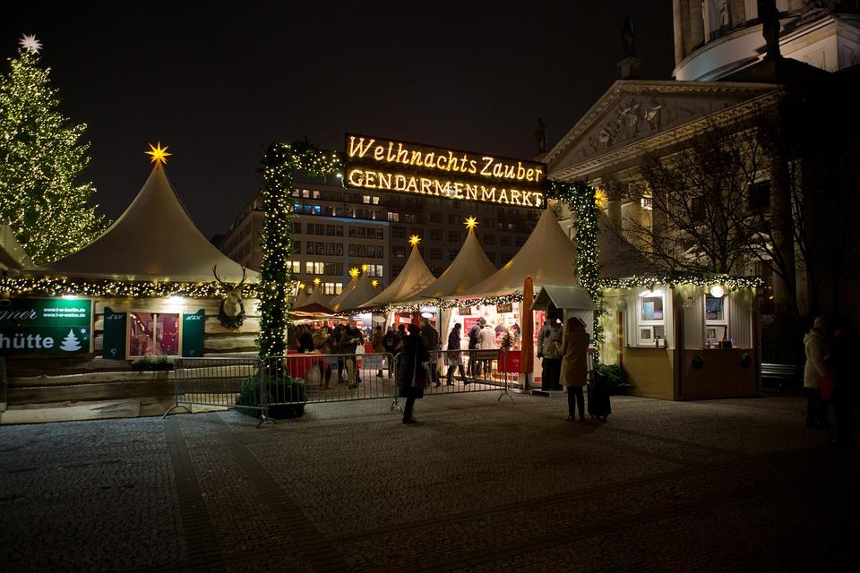 weihnachtszauber gendarmenmarkt