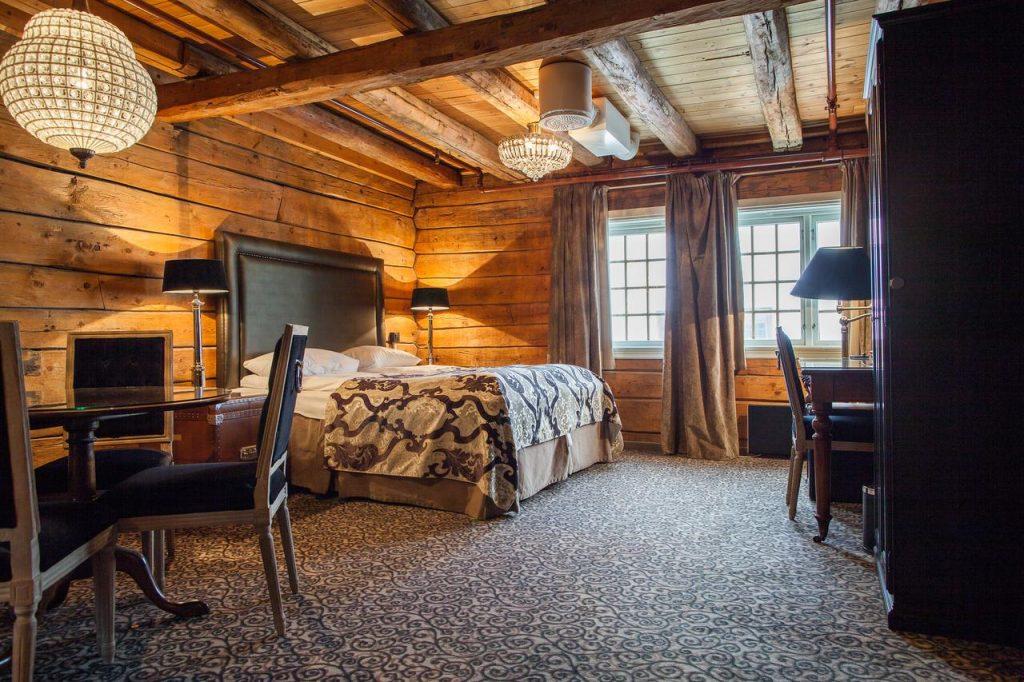 Romantiske hotell i bergen